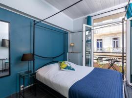 Celenya Hôtel, hôtel à Toulon