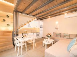 Pal Calma Suites, appartamento a Rethymno