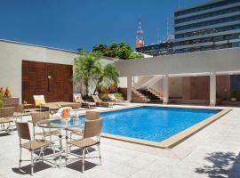 Windsor Plaza Brasília, hotel in Brasília