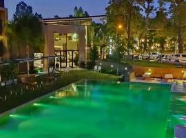 Altos De Merlo Suites, hotel in Merlo