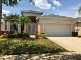 Tranquility Villa, holiday home in Kissimmee