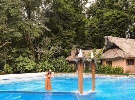 Hotel Maya Bell, hotel in Palenque