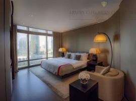 1BR Apartment at Armani Hotel Residence by Luxury Explorers Collection, apartment in Dubai