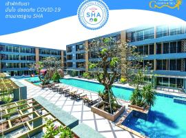 Golden Sea Hua Hin, hotel near Royal Hua Hin Golf Course, Hua Hin