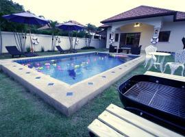 ณ เล หัวหิน Service Pool Villa & Floating Breakfast บ้านพักในหัวหิน