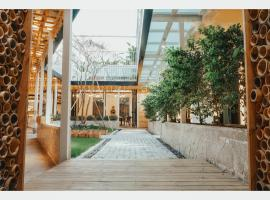 Yuguo Cottages, pet-friendly hotel in Guangzhou