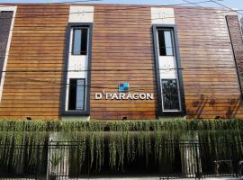 DPARAGON KERTEN, hostel in Solo
