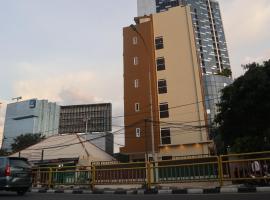 DJURAGAN KAMAR SLIPI, hostel in Jakarta