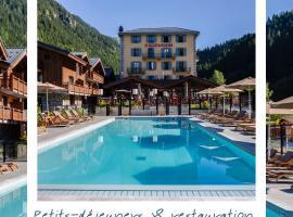 BestWestern Plus Excelsior Chamonix Hôtel, hotel in Chamonix
