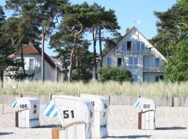 Apartmenthaus Kiek Ut, holiday home in Timmendorfer Strand