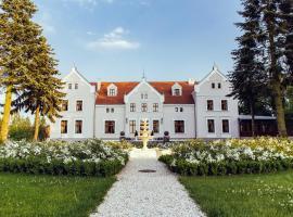 Pałac Mortęgi Hotel & SPA – hotel w mieście Lubawa