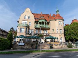 Hotel Amalia – hotel w Kudowie Zdroju