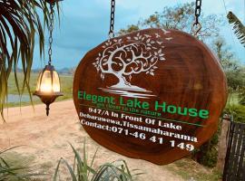 Elegant Lake House, hotel in Tissamaharama
