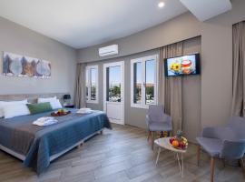 Stoa Suites Chania, appartamento a Chania