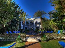 Hotel Hurricane, hotel cerca de Playa de Bolonia, Tarifa