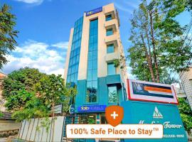 FabHotel Mayfair Tower Hussainpur - Fully Vaccinated Staff, hotel en Calcuta