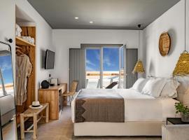 Lemon Suites Santorini, hotel with jacuzzis in Fira