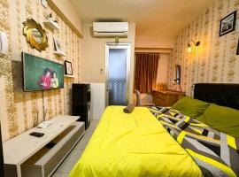 Cozy Studio 1BR at Green Bay Pluit Apartment, apartment in Jakarta