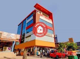 OYO 79635 Flagship Hotel MSR Lodgi, hotel near Kempegowda International Airport - BLR, Bangalore