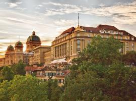 Hotel Bellevue Palace Bern, hotel near Kornhaus, Bern