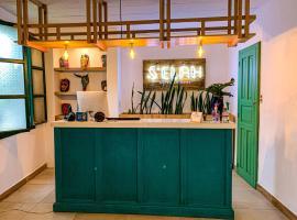 Selah hotel & coffee, hotel en Antigua Guatemala