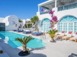 Aressana Spa Hotel & Suites - Small Luxury Hotels of the World, hotelli Firassa