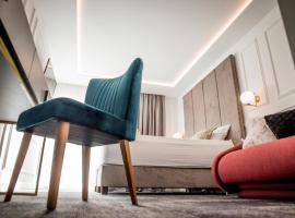Hotel Krilo, hotel in Podstrana