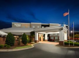 Fairfield Inn & Suites Columbia Downtown, hotel in Columbia