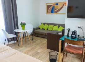 Zeta Rooms, hotel with jacuzzis in Caserta