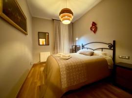 CHURRUCA 3, apartamento en Vigo