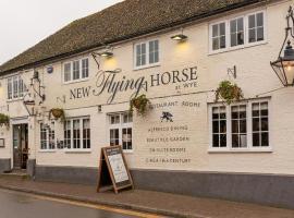 New Flying Horse Inn, hotel in Wye