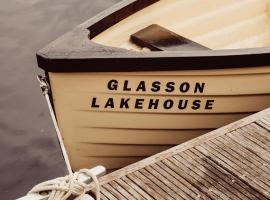 Glasson LakeHouse, hotel in Athlone