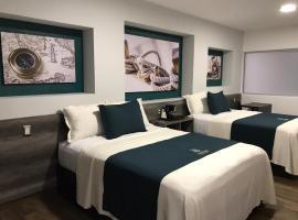 Real Naviero Hotel Ejecutivo, hotel en Manzanillo