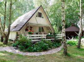 Domek w Brzozach – dom wakacyjny w Sasinie