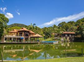 Pousada Parador Santarém, hotel with pools in Itaipava