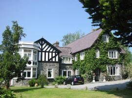 Gwern Borter Manor Bed & Breakfast, hotel in Conwy