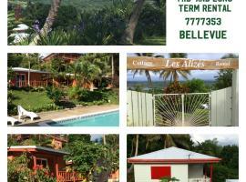 Les Alizes, hotel in Port Vila