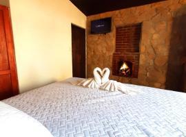 Hotel del Bosque, hotel in Panajachel