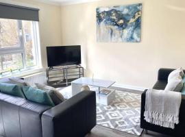 Vibrant and Stylish City Centre Apartment, apartment in Glasgow