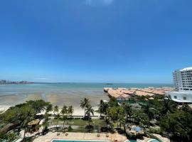 GLORY BEACH 3 bedroom Seaview Resort-PRIVATE, apartment in Port Dickson