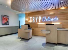 TRYP by Wyndham Orlando, hotel in Orlando