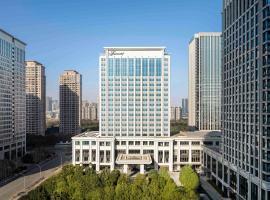 Fairmont Wuhan, hotel in Wuhan