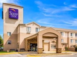 Sleep Inn Kansas City International Airport, hotel near Kansas City International Airport - MCI, Kansas City