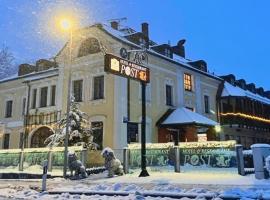 Hotel und Restaurant Post Prienbach, Hotel in Stubenberg