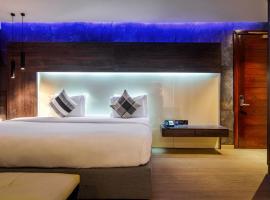 KTAVERN HOTEL, отель в Лагосе