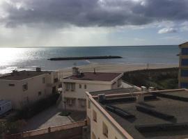 APPART A 50M DE LA MER, apartment in Valras-Plage