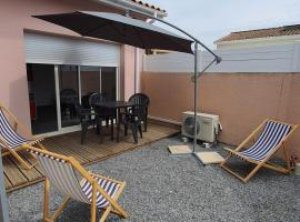 DUPLEX BASSIN D'ARCACHON, Ferienhaus in Gujan-Mestras