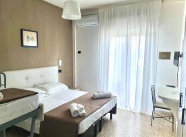 Hotel Bisanzio, hotell i Cervia