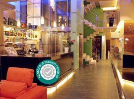 Agua de Mar Hotel Boutique, hotel cerca de Asociación de Químicos de Galicia, Vigo