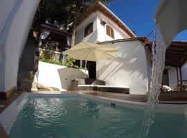 Casa Vila Mar - Inn Prainha, budget hotel in Arraial do Cabo